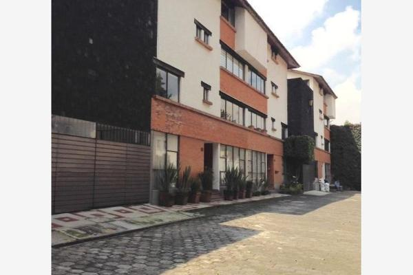 Foto de casa en venta en  , olivar de los padres, álvaro obregón, df / cdmx, 5801309 No. 01
