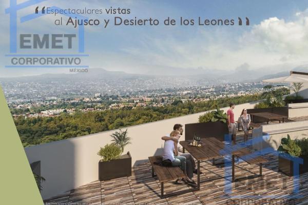 Foto de departamento en venta en  , olivar de los padres, álvaro obregón, df / cdmx, 8881510 No. 14
