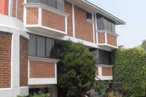 Foto de casa en venta en  , olivar de los padres, álvaro obregón, distrito federal, 2715419 No. 01