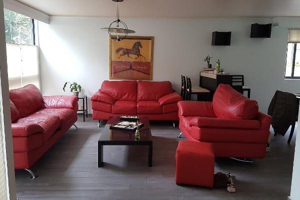 Foto de casa en venta en  , olivar de los padres, álvaro obregón, distrito federal, 5671061 No. 03