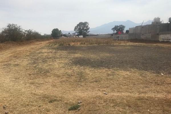Foto de terreno habitacional en venta en olivo , recursos hidráulicos, tultitlán, méxico, 5926352 No. 02