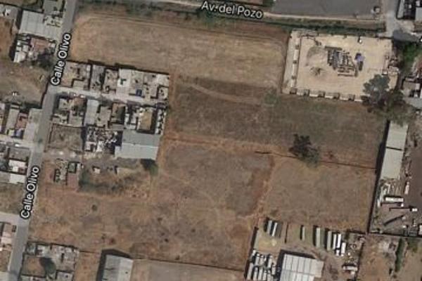 Foto de terreno habitacional en venta en olivo , recursos hidráulicos, tultitlán, méxico, 5926352 No. 03