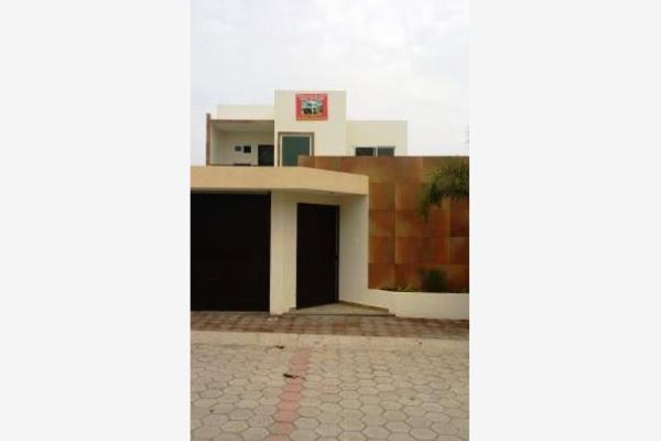 Foto de casa en venta en olivos sc, hermenegildo galeana, cuautla, morelos, 5384185 No. 01