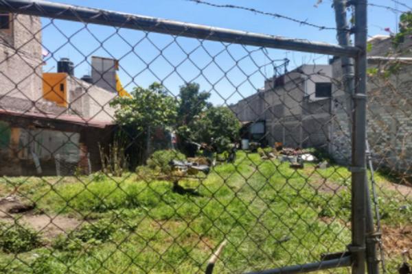 Foto de terreno habitacional en venta en olmos , ampliación san marcos norte, xochimilco, df / cdmx, 0 No. 01