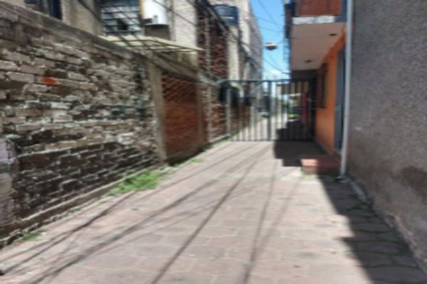 Foto de terreno habitacional en venta en olmos , ampliación san marcos norte, xochimilco, df / cdmx, 0 No. 03