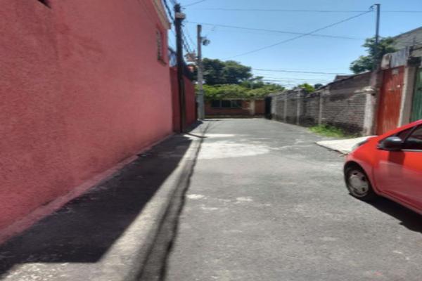 Foto de terreno habitacional en venta en olmos , ampliación san marcos norte, xochimilco, df / cdmx, 0 No. 04