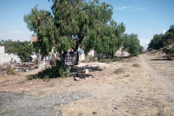 Foto de terreno habitacional en venta en  , olmos, tizayuca, hidalgo, 7300904 No. 01