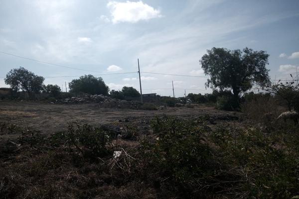 Foto de terreno habitacional en venta en  , olmos, tizayuca, hidalgo, 7300904 No. 07