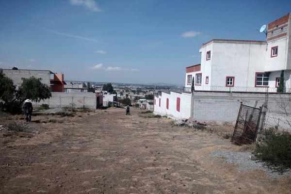 Foto de terreno habitacional en venta en  , olmos, tizayuca, hidalgo, 7300904 No. 08