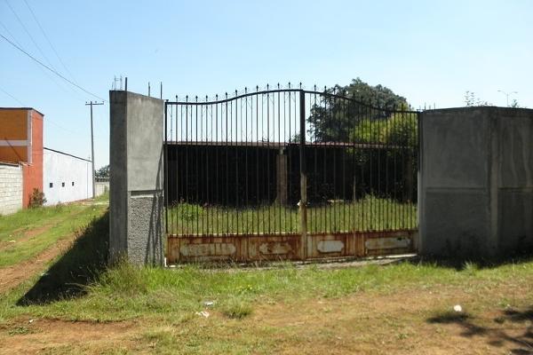 Foto de terreno habitacional en venta en  , omitlán de juárez centro, omitlán de juárez, hidalgo, 2732211 No. 07