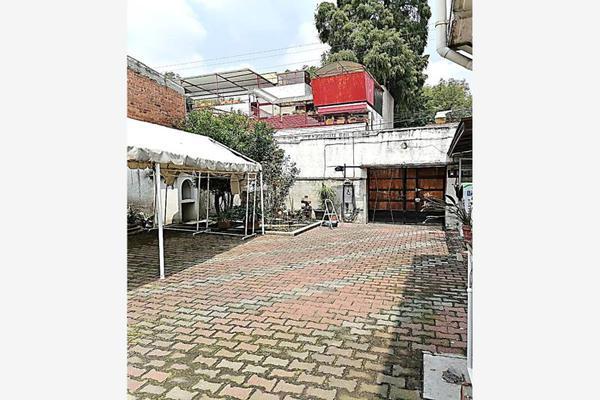 Foto de terreno comercial en venta en once mártires 0, tlalpan centro, tlalpan, df / cdmx, 16648392 No. 01