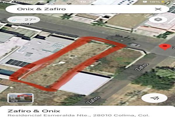 Foto de terreno habitacional en venta en onix , residencial esmeralda norte, colima, colima, 0 No. 02