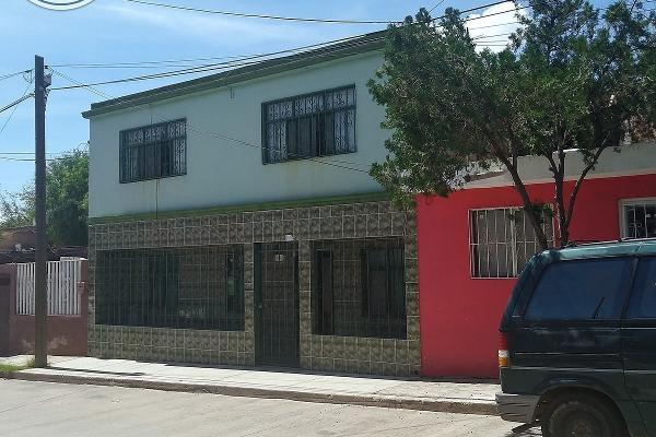 Foto de casa en venta en orge clemente mojica vargas , cuadra del ferrocarril, durango, durango, 5902043 No. 01
