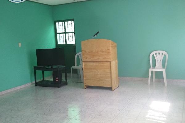 Foto de casa en venta en orge clemente mojica vargas , cuadra del ferrocarril, durango, durango, 5902043 No. 08