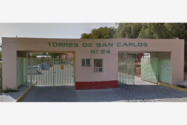 Foto de departamento en venta en oriente 12 24, el bosque, ecatepec de morelos, méxico, 5452022 No. 01