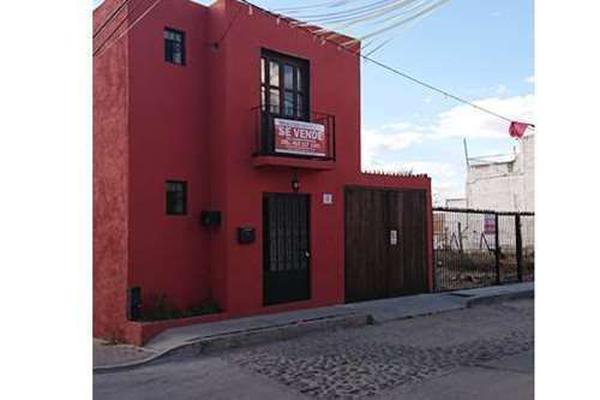 Foto de casa en venta en orion , olimpo, san miguel de allende, guanajuato, 7200587 No. 01
