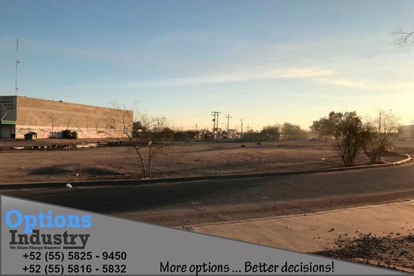 Foto de terreno habitacional en venta en  , orizaba, mexicali, baja california, 13929029 No. 01