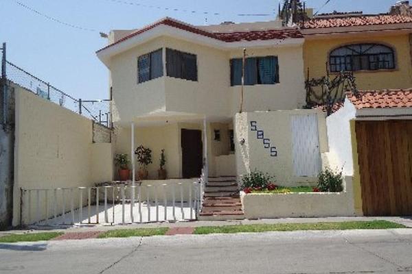 Foto de casa en venta en orizbayo jabonero 5855, paseos del sol, zapopan, jalisco, 5374180 No. 01