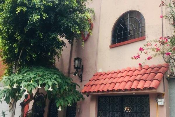 Foto de casa en venta en orozco y berra , buenavista, cuauhtémoc, df / cdmx, 8897880 No. 01