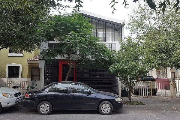 Foto de casa en venta en orquidea , magnolias, apodaca, nuevo león, 5669875 No. 01