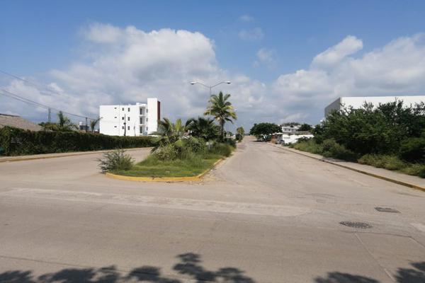 Foto de terreno comercial en venta en oscar perez , ampliación valle del ejido, mazatlán, sinaloa, 16996563 No. 01