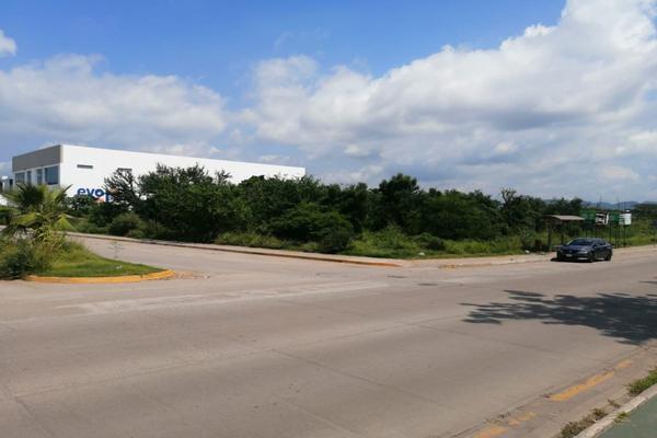Foto de terreno comercial en venta en oscar perez , ampliación valle del ejido, mazatlán, sinaloa, 16996563 No. 04