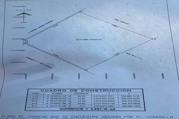 Foto de terreno comercial en venta en oscar perez , ampliación valle del ejido, mazatlán, sinaloa, 16996563 No. 07