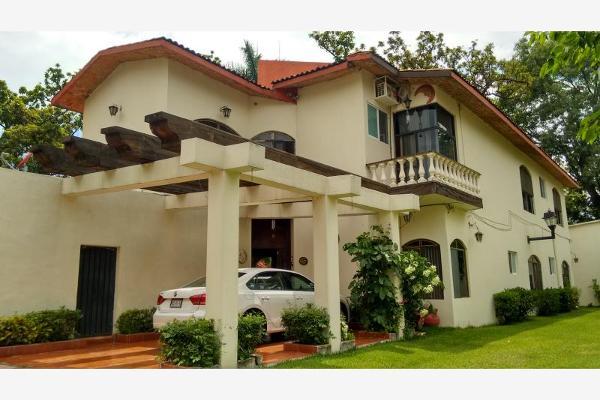 Foto de casa en venta en  , otilio montaño, cuautla, morelos, 3533552 No. 01
