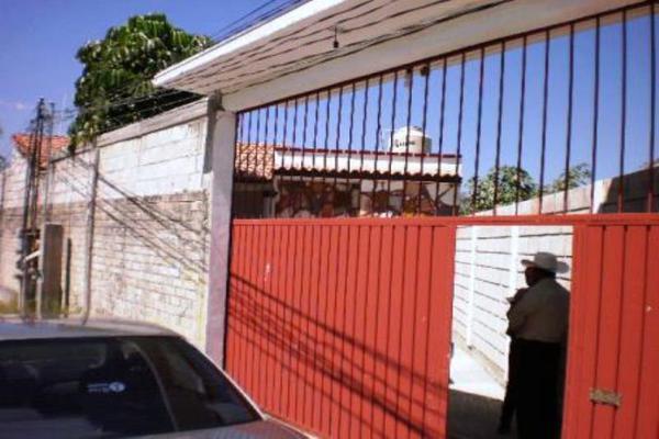 Foto de casa en venta en  , otilio montaño, cuautla, morelos, 7660293 No. 01