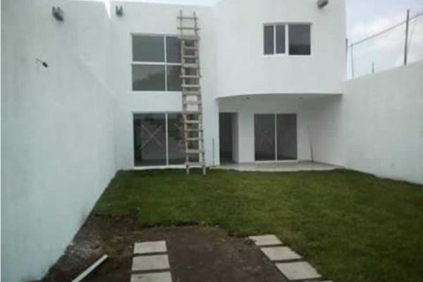 Foto de casa en venta en  , otilio montaño, jiutepec, morelos, 5321860 No. 01