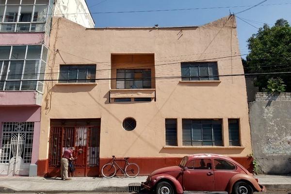 Foto de terreno habitacional en venta en otomies , obrera, cuauhtémoc, df / cdmx, 0 No. 01