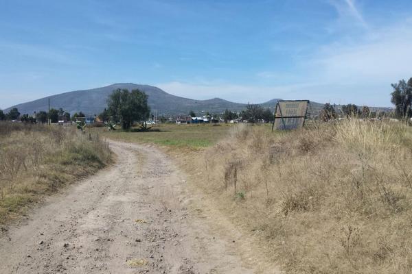 Foto de terreno habitacional en venta en  , otumba de gómez farias, otumba, méxico, 10847527 No. 04