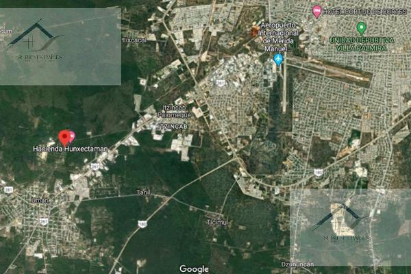 Foto de terreno habitacional en venta en  , oxcum, umán, yucatán, 8884070 No. 01