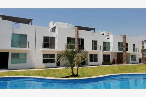 Foto de casa en venta en p burgos 400, burgos, temixco, morelos, 19078847 No. 01