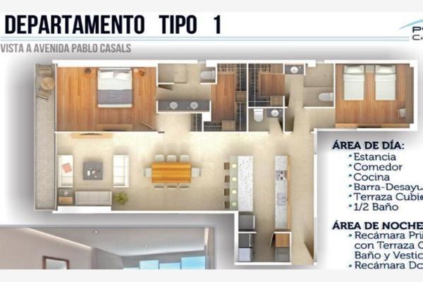 Foto de departamento en renta en pablo casals 712, providencia 1a secc, guadalajara, jalisco, 0 No. 01