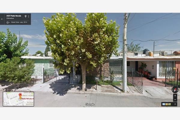 Foto de casa en venta en pablo neruda 2525, latinoamericano, chihuahua, chihuahua, 3062462 No. 01