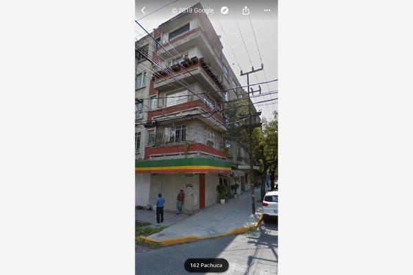 Foto de departamento en venta en pachuca 142, condesa, cuauhtémoc, df / cdmx, 7264353 No. 01