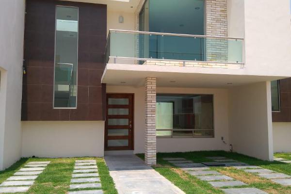 Foto de casa en venta en  , pachuca (ing. juan guillermo villasana), pachuca de soto, hidalgo, 7277382 No. 01