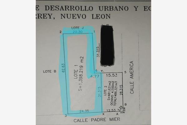 Foto de terreno habitacional en venta en padre mier 1123, monterrey centro, monterrey, nuevo león, 0 No. 09
