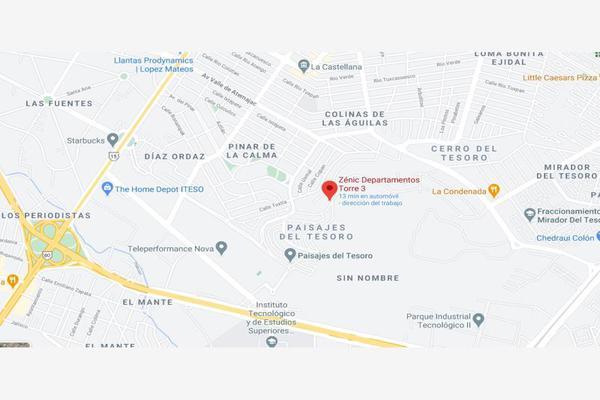 Foto de departamento en venta en paisajes del tesoro 1, paisajes del tapatío, san pedro tlaquepaque, jalisco, 19275030 No. 02