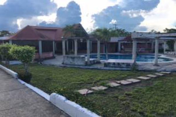 Foto de rancho en venta en pajonal , 16 de septiembre (el panal), macuspana, tabasco, 5339716 No. 01