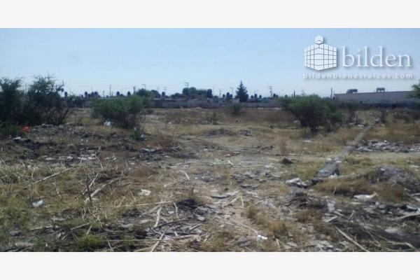 Foto de terreno comercial en renta en paladio 100, fidel velázquez i, durango, durango, 9104910 No. 01