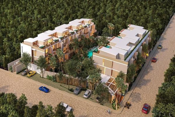Foto de departamento en venta en palalma, calle 3 poniente y 8 sur , tulum centro, tulum, quintana roo, 6141091 No. 13