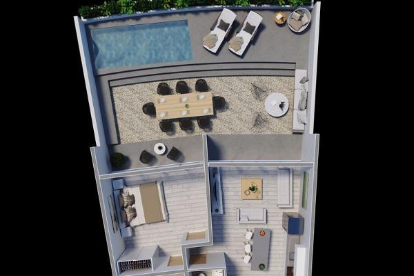 Foto de departamento en venta en palenque 4, la veleta, tulum, quintana roo, 8843973 No. 10