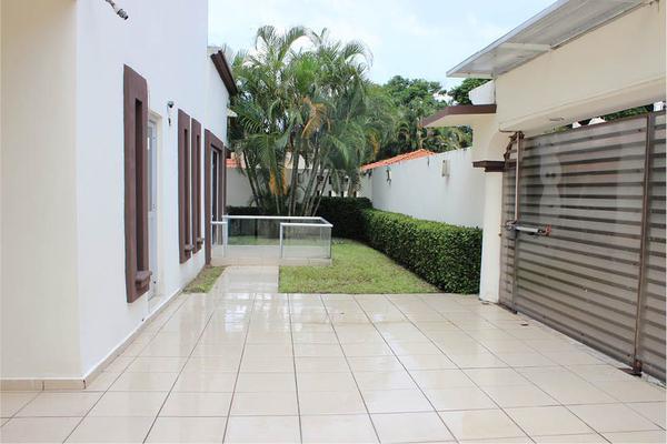 Foto de casa en renta en palenque , club campestre, centro, tabasco, 5900794 No. 22