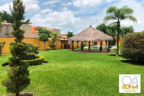 Foto de casa en venta en palermo , tetecalita, emiliano zapata, morelos, 8245162 No. 02