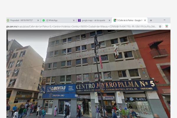 Foto de edificio en venta en palma 00, centro (área 8), cuauhtémoc, df / cdmx, 6129623 No. 06
