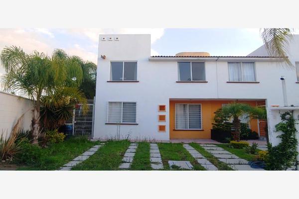 Foto de casa en venta en palma de guinea 102, villas palmira, querétaro, querétaro, 8862140 No. 01