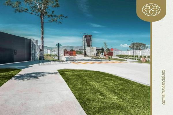 Foto de terreno habitacional en venta en  , palma real, aguascalientes, aguascalientes, 20969348 No. 04