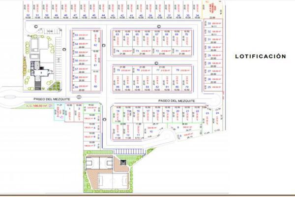 Foto de terreno habitacional en venta en  , palma real, torreón, coahuila de zaragoza, 17367720 No. 06